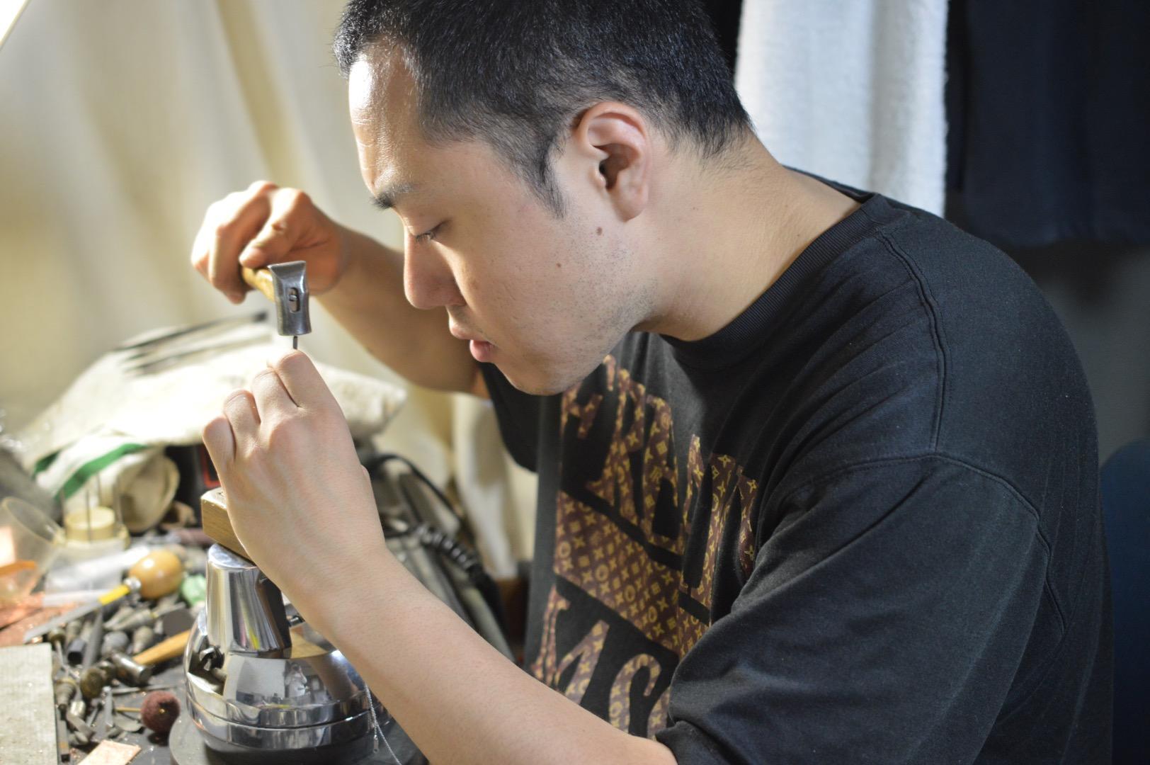 IMULTA彫金師と研磨ウンチク~58