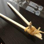 割り箸ピンセット