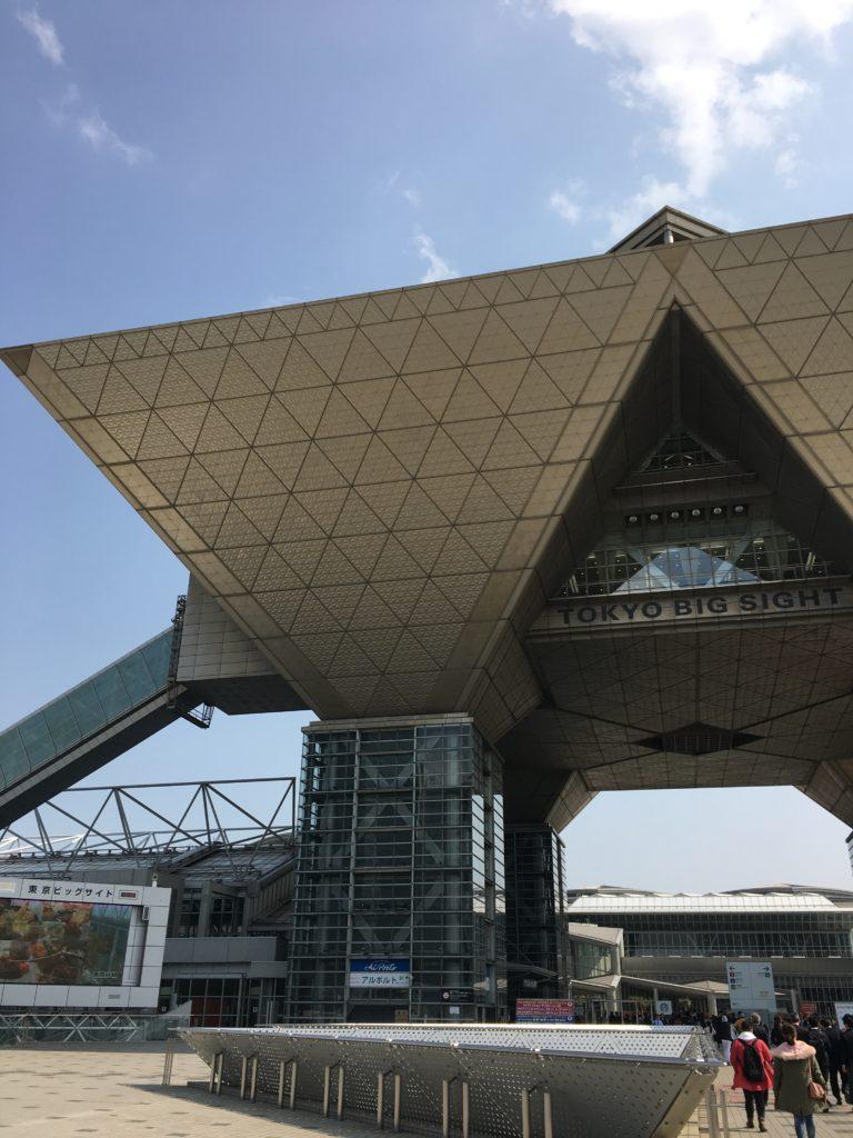 ファッションワールドin東京ビッグサイト
