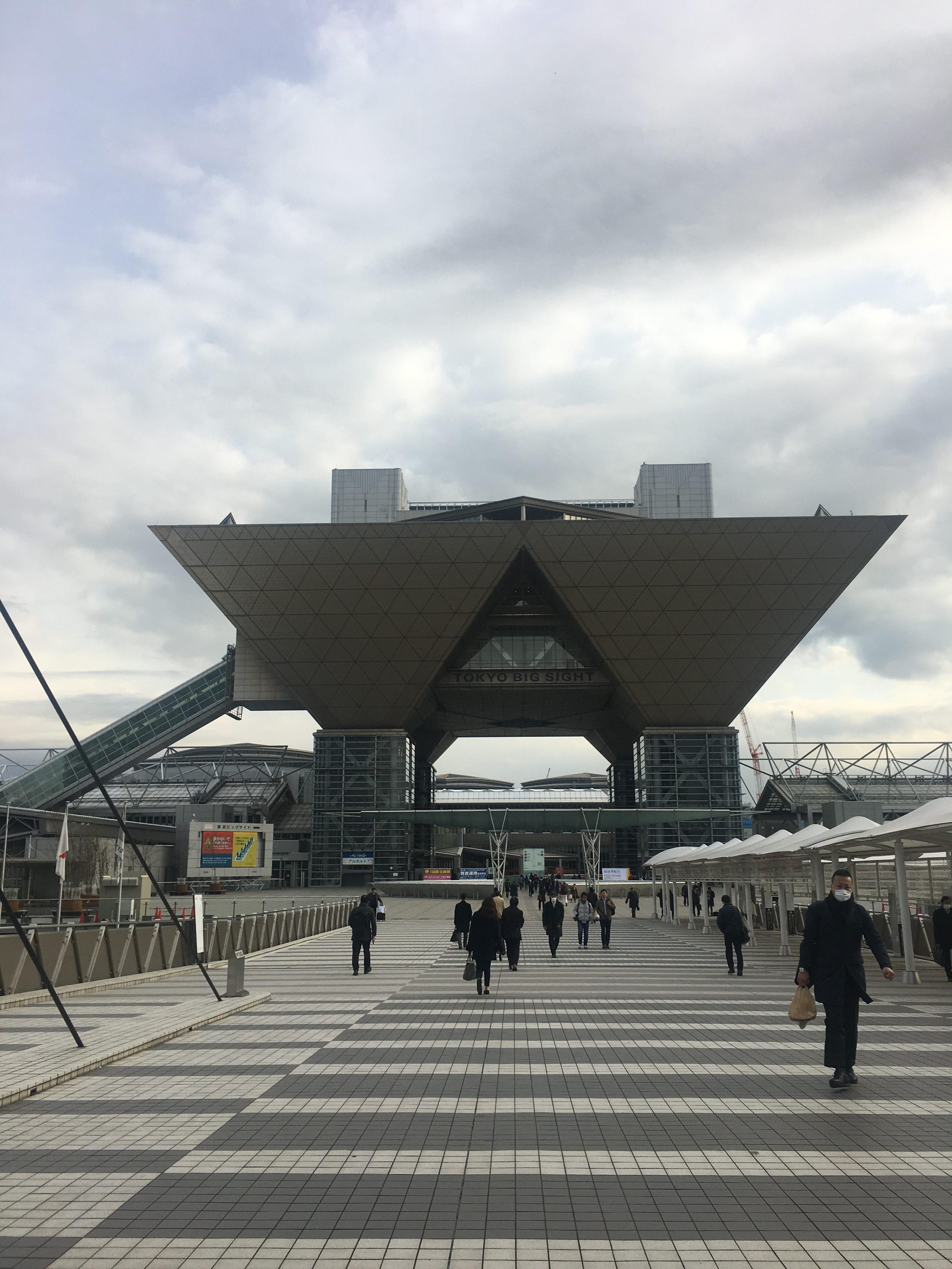 国際宝飾展レポートin東京ビッグサイト2019年