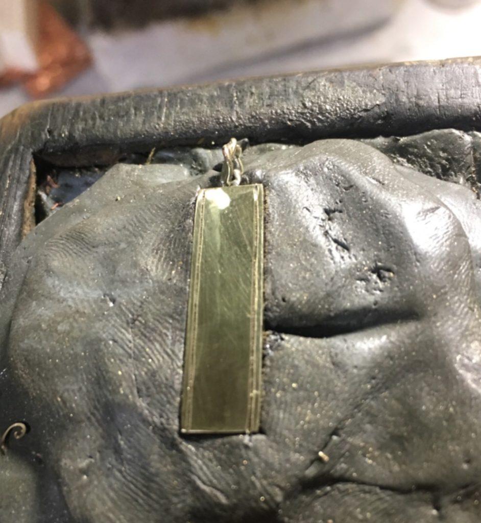 真鍮ペンダントトップ