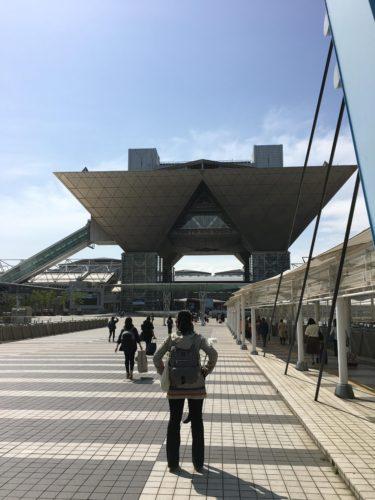 ファッションワールド東京出展の準備レポート