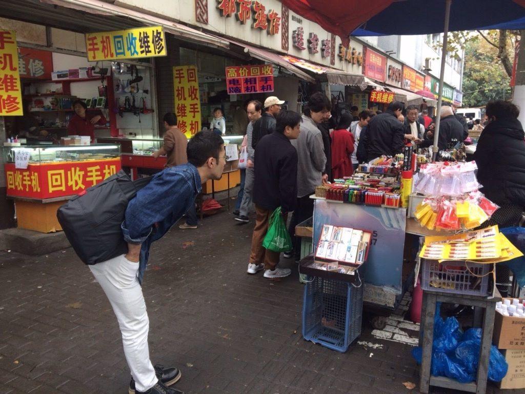 上海の街並み2