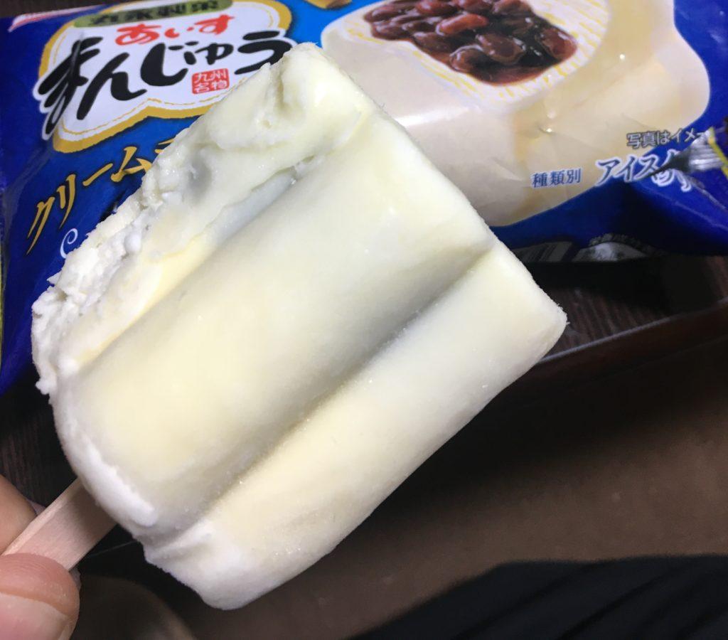 あいすまんじゅうクリームチーズ