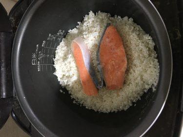 忙しくて疲れた時は炊き込みご飯に救われる。