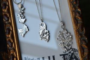 彫金銀商品