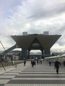 東京ビッグサイト国際宝飾展