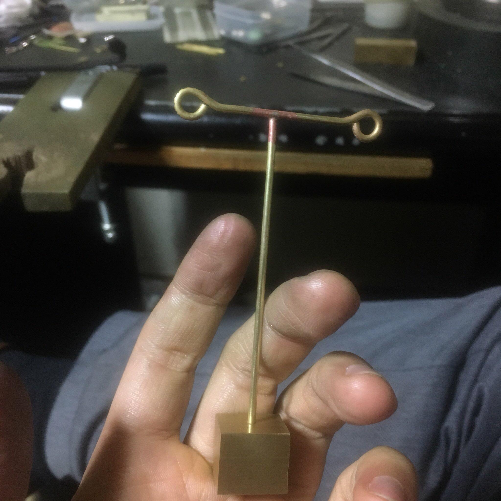リューターの先端工具、爪整える編~179