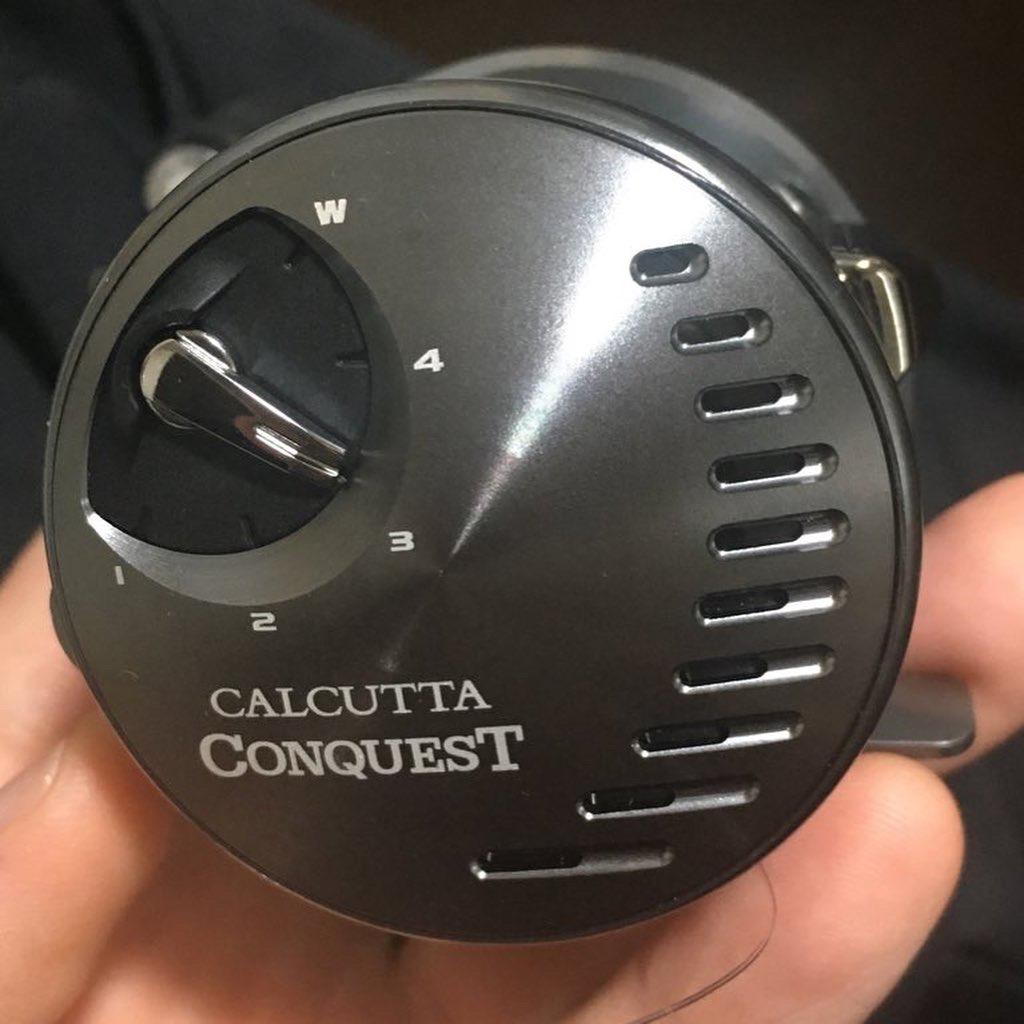 カルカッタコンクエスト100DC彫金過程3