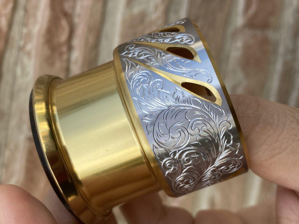 STELLAスプールアラベスク装飾